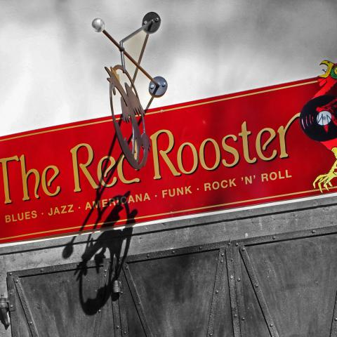 THE RED ROOSTER / STEYR