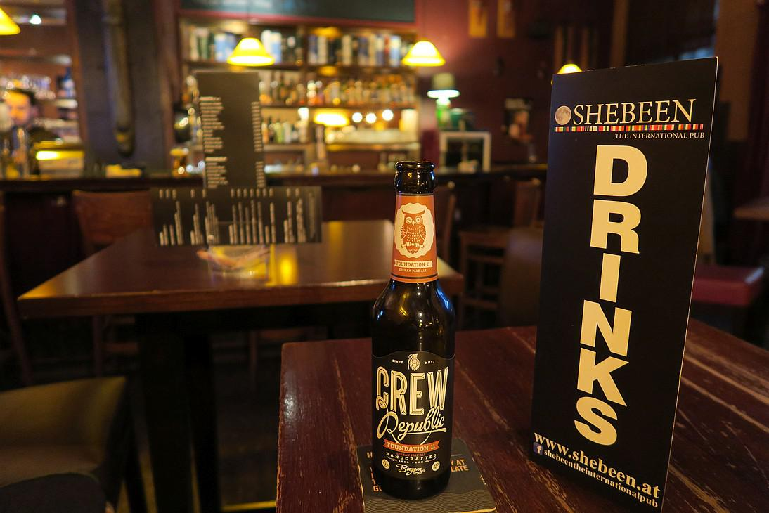 German Craft Beer from Crew Republic @Shebeen Vienna 2020